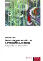 Cover-Bild Mentoringprozesse in der Lehrer:innenausbildung