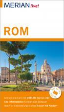 Cover-Bild MERIAN live! Reiseführer Rom