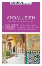 Cover-Bild MERIAN momente Reiseführer Andalusien