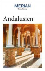 Cover-Bild MERIAN Reiseführer Andalusien