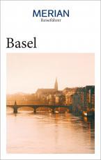 Cover-Bild MERIAN Reiseführer Basel