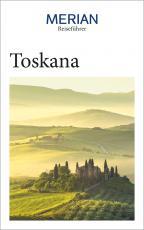 Cover-Bild MERIAN Reiseführer Toskana