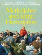 Cover-Bild Merkeljahre sind keine Herrenjahre