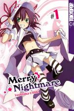 Cover-Bild Merry Nightmare 01