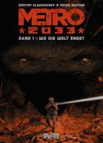 Cover-Bild Metro 2033 (Comic). Band 1 (von 4)