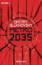 Cover-Bild Metro 2035