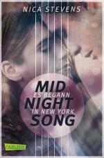 Cover-Bild Midnightsong: Es begann in New York