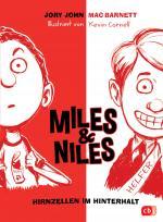 Cover-Bild Miles & Niles - Hirnzellen im Hinterhalt