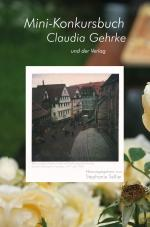 Cover-Bild Mini-Konkursbuch Claudia Gehrke – und der Verlag