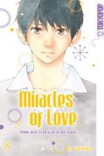 Cover-Bild Miracles of Love - Nimm dein Schicksal in die Hand 08