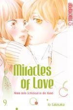 Cover-Bild Miracles of Love - Nimm dein Schicksal in die Hand 09