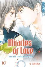 Cover-Bild Miracles of Love - Nimm dein Schicksal in die Hand 10