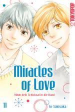 Cover-Bild Miracles of Love - Nimm dein Schicksal in die Hand 11