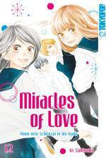 Cover-Bild Miracles of Love - Nimm dein Schicksal in die Hand 12