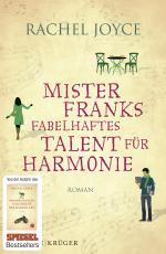 Cover-Bild Mister Franks fabelhaftes Talent für Harmonie