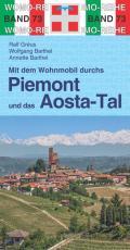 Cover-Bild Mit dem Wohnmobil durchs Piemont & und das Aosta-Tal