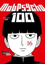 Cover-Bild Mob Psycho 100 16