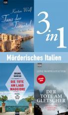 Cover-Bild Mörderisches Italien (3in1-Bundle)