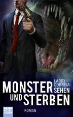 Cover-Bild Monster sehen und sterben