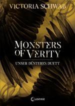 Cover-Bild Monsters of Verity - Unser düsteres Duett