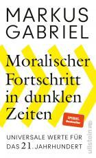 Cover-Bild Moralischer Fortschritt in dunklen Zeiten