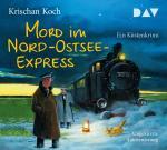 Cover-Bild Mord im Nord-Ostsee-Express. Ein Küstenkrimi