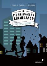 Cover-Bild Mr Griswolds Bücherjagd