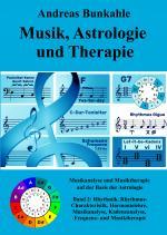 Cover-Bild Musik, Astrologie und Therapie