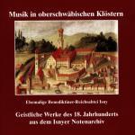 Cover-Bild Musik in oberschwäbischen Klöstern - Isny