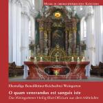 Cover-Bild Musik in oberschwäbischen Klöstern - Weingarten