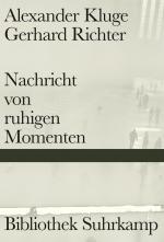 Cover-Bild Nachricht von ruhigen Momenten