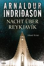 Cover-Bild Nacht über Reykjavík