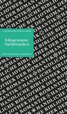 Cover-Bild Nachwachen von Bonaventura