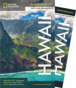 Cover-Bild NATIONAL GEOGRAPHIC Reisehandbuch Hawaii mit Maxi-Faltkarte