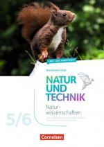 Cover-Bild Natur und Technik - Naturwissenschaften: Neubearbeitung - Niedersachsen / 5./6. Schuljahr - Lern- und Arbeitsheft für Lernende mit erhöhtem Förderbedarf im inklusiven Unterricht