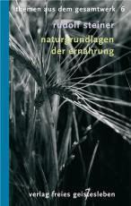 Cover-Bild Naturgrundlagen der Ernährung