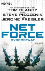 Cover-Bild Net Force. Cyberstaat
