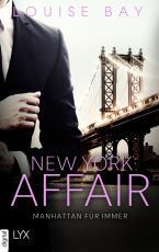 Cover-Bild New York Affair - Manhattan für immer