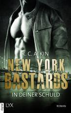 Cover-Bild New York Bastards - In deiner Schuld