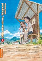 Cover-Bild Nicht schon wieder, Takagi-san 02