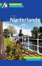 Cover-Bild Niederlande Reiseführer Michael Müller Verlag