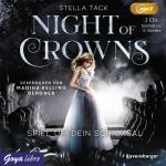 Cover-Bild Night of Crowns. Spiel um dein Schicksal