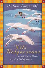 Cover-Bild Nils Holgerssons wunderbare Reise mit den Wildgänsen