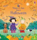 Cover-Bild Nina und Jan feiern Halloween