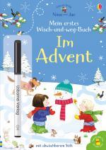 Cover-Bild Nina und Jan - Mein erstes Wisch-und-weg-Buch: Im Advent