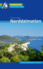 Cover-Bild Norddalmatien Reiseführer Michael Müller Verlag