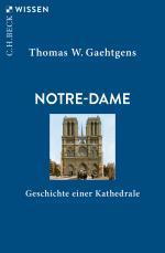 Cover-Bild Notre-Dame