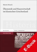 Cover-Bild Ökonomik und Hauswirtschaft im klassischen Griechenland