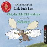 Cover-Bild Olaf, der Elch, Olaf taucht ab, Olaf hebt ab