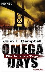 Cover-Bild Omega Days - Die letzten Tage